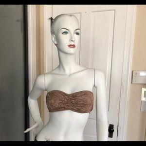 Warner Lace bra top